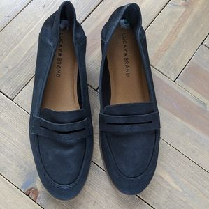 Lucky Brand Caylon Loafers size 8